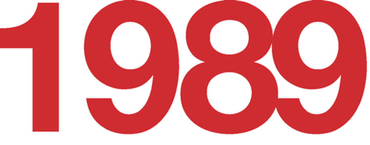1989 Fun Facts, Trivia, and Events
