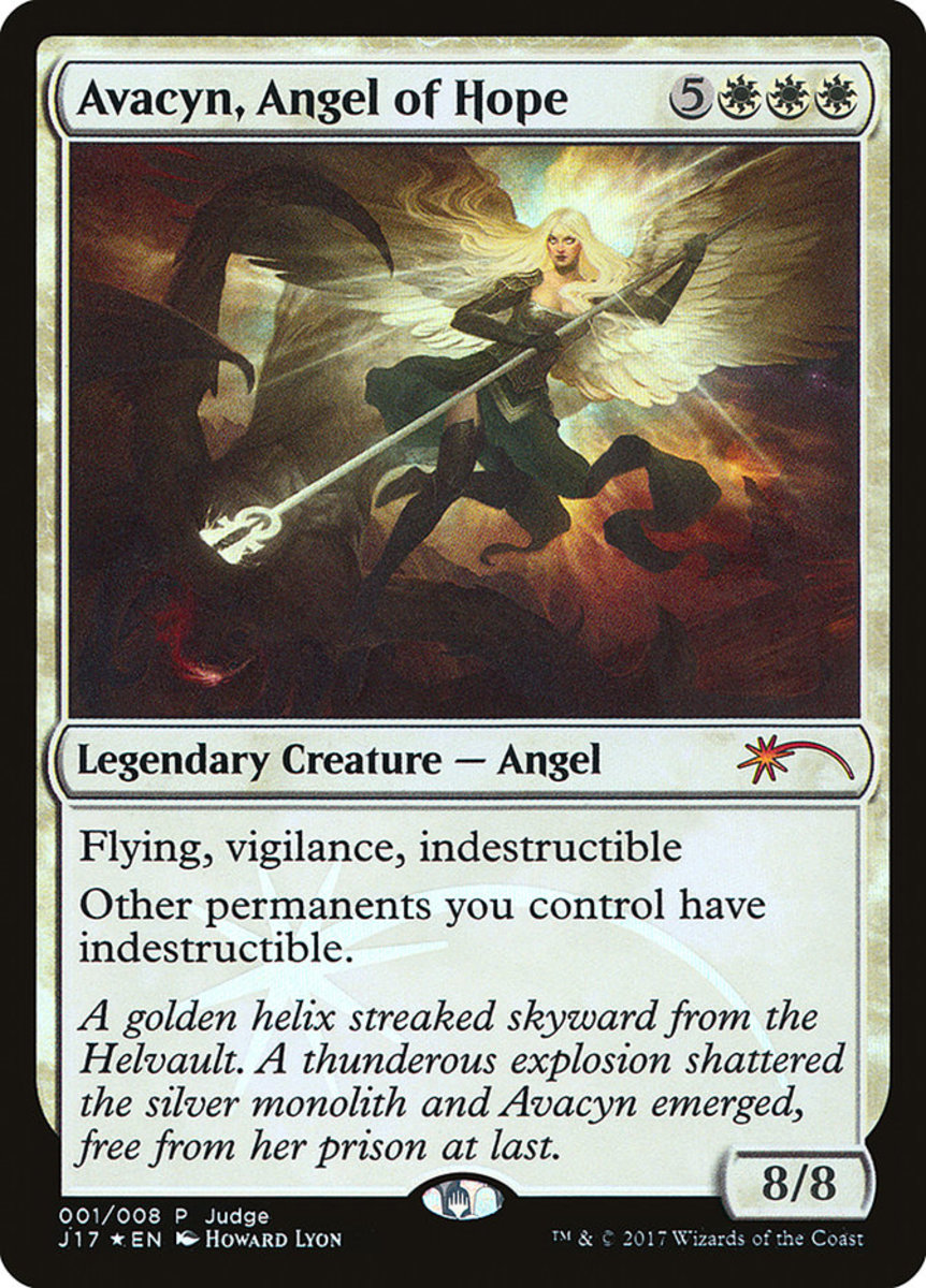 Avacyn, Angel of Hope mtg