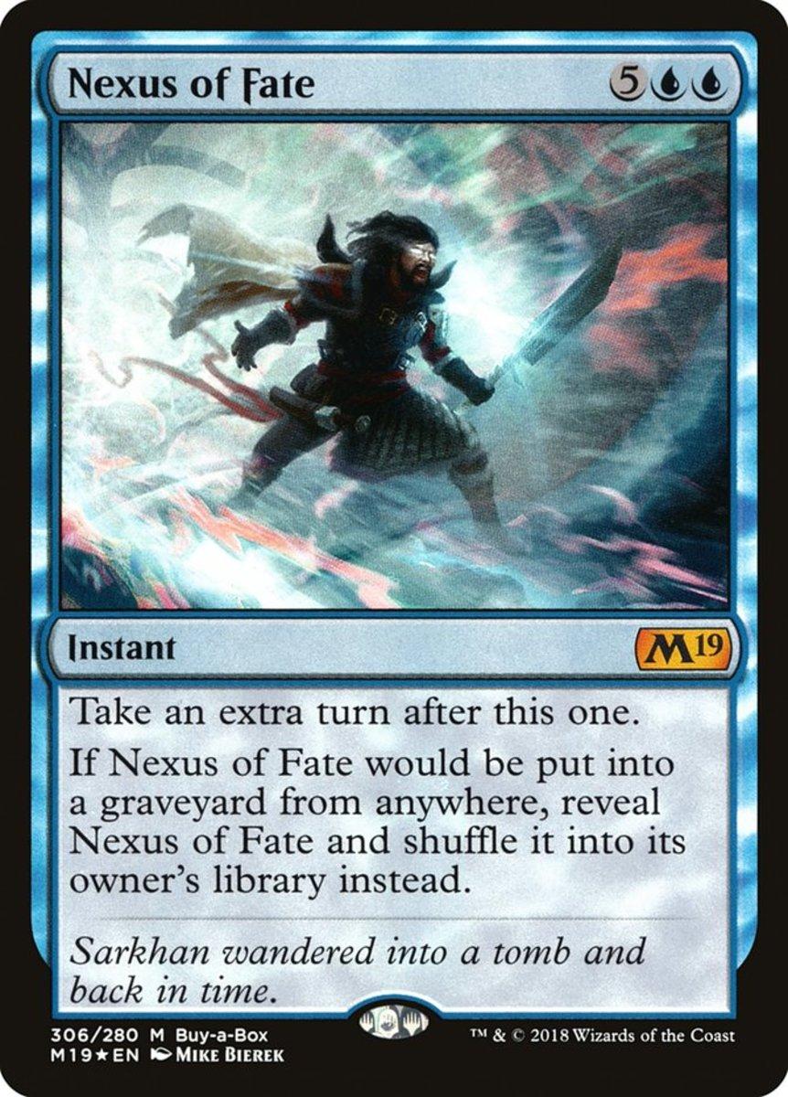Nexus of Fate mtg