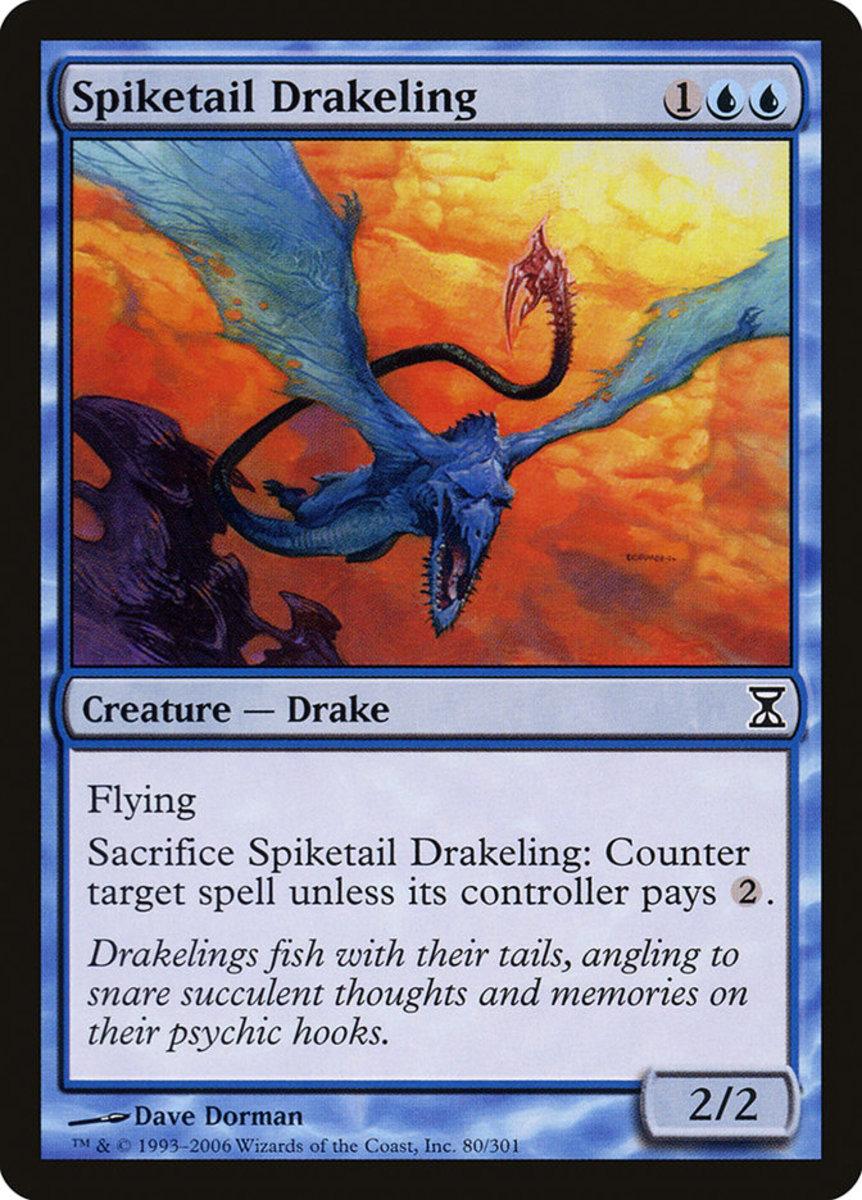 Spiketail Drakeling mtg