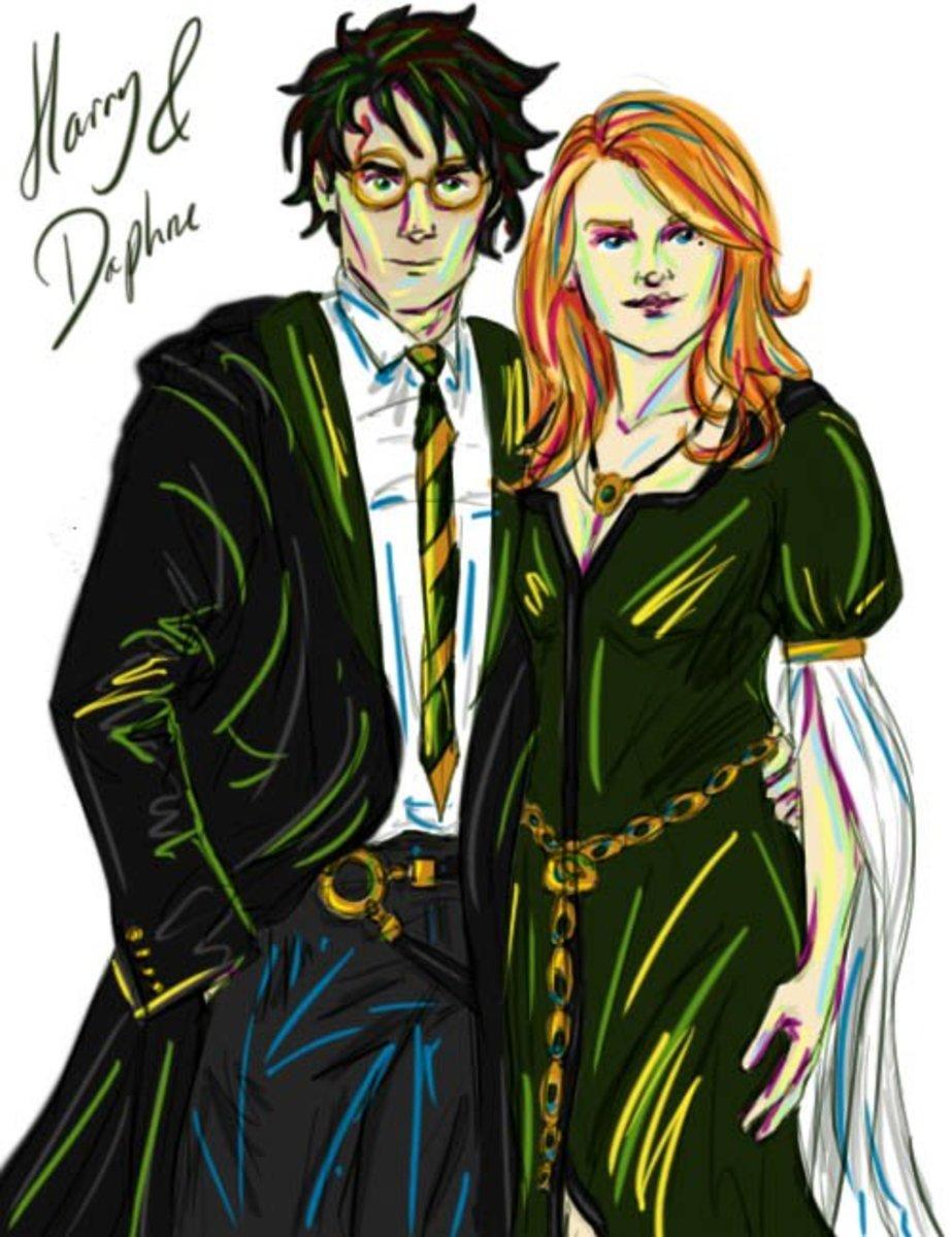 Best Complete Harry/Daphne Fanfiction