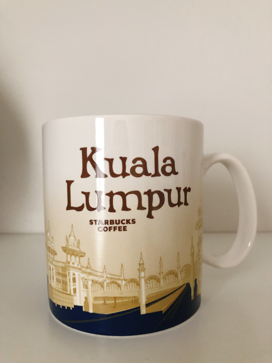 Remind me of my city. Every morning I think about a good cup of coffee. It has to be hot, rich, and tasty till the last drop. All these by using my favorite coffee mug.