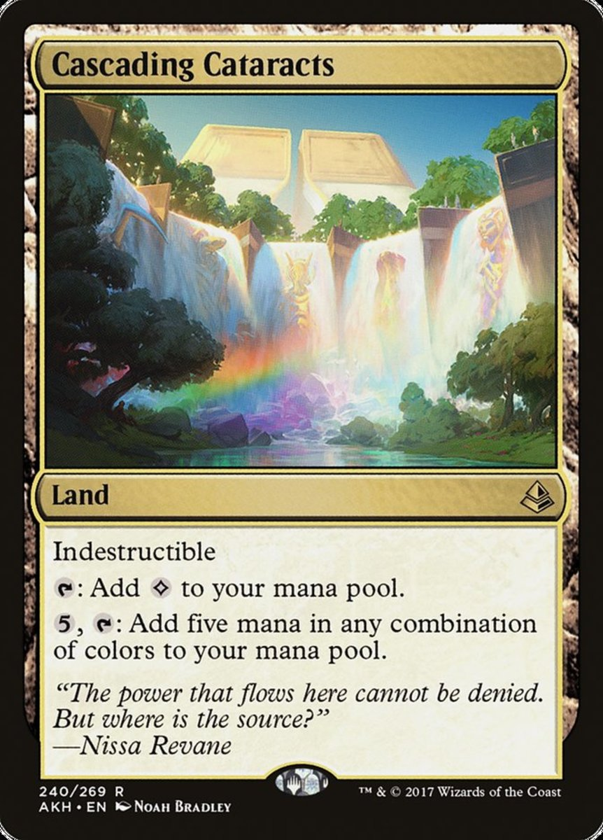 Top 20 Rainbow Lands in Magic: The Gathering (That Tap for Any Color)