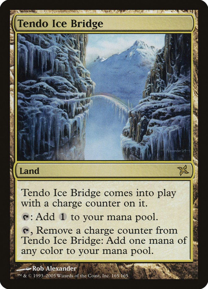 Tendo Ice Bridge mtg