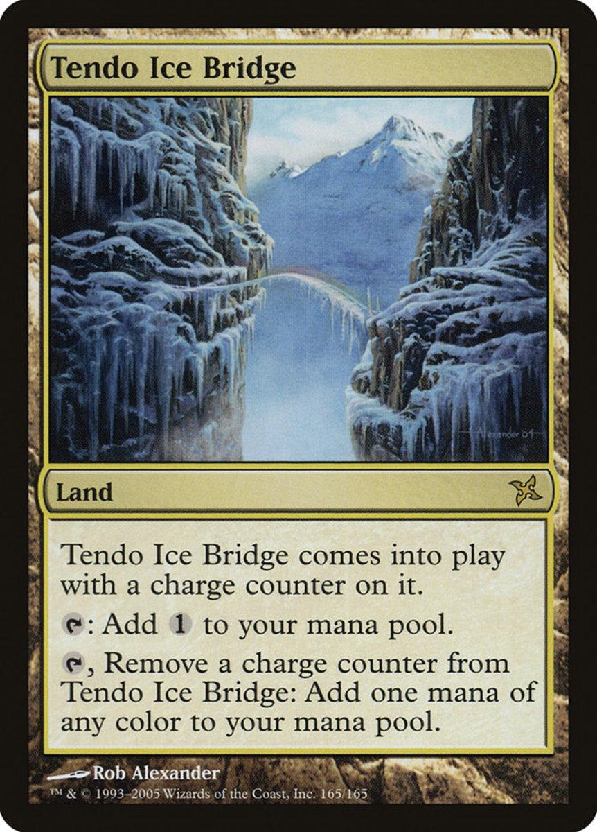 Tendo Ice Bridge mtg