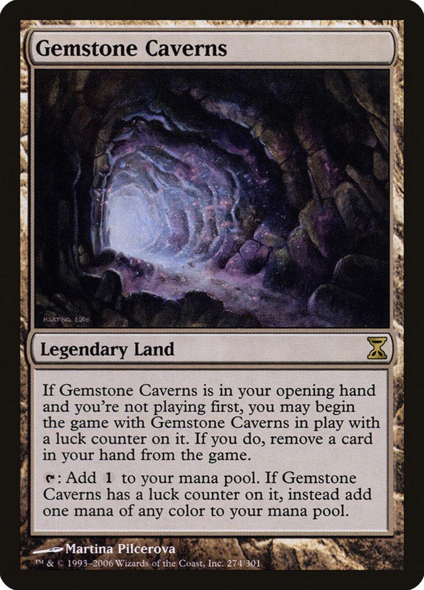 Gemstone Caverns mtg