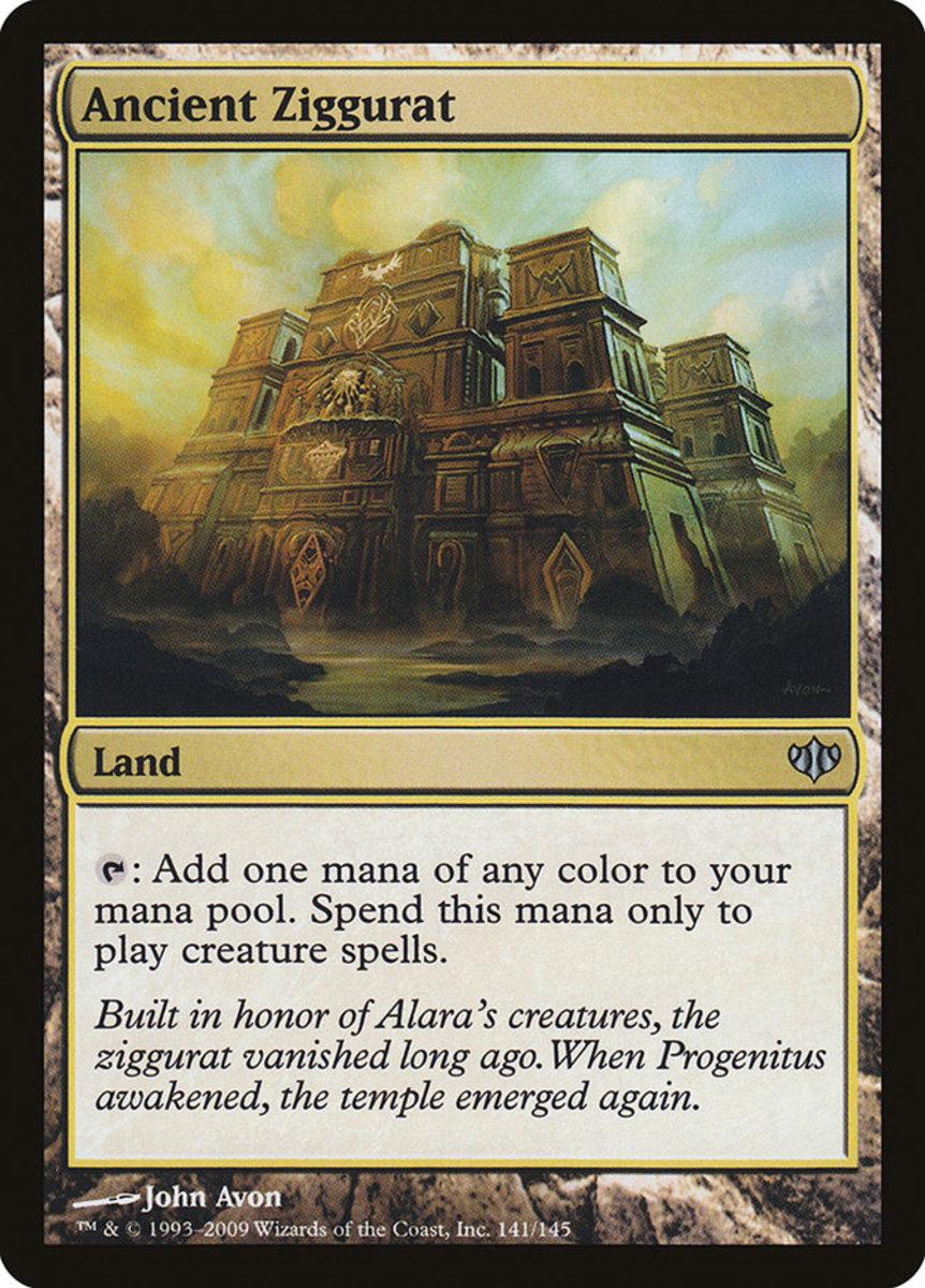 Ancient Ziggurat mtg