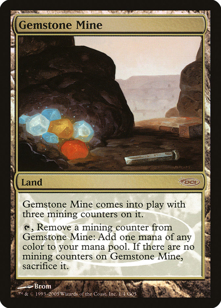 Gemstone Mine mtg
