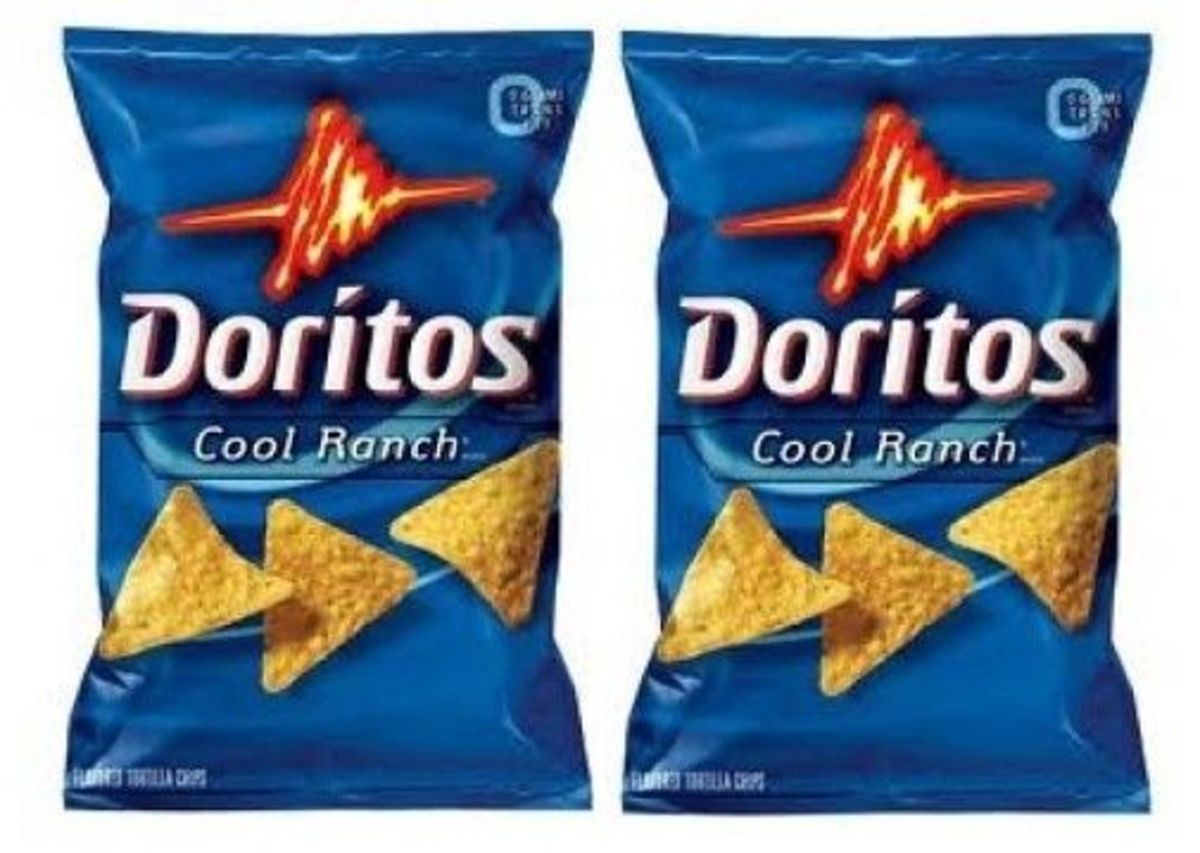 In 1988, Cool Ranch Doritos were a real crowd-pleaser.