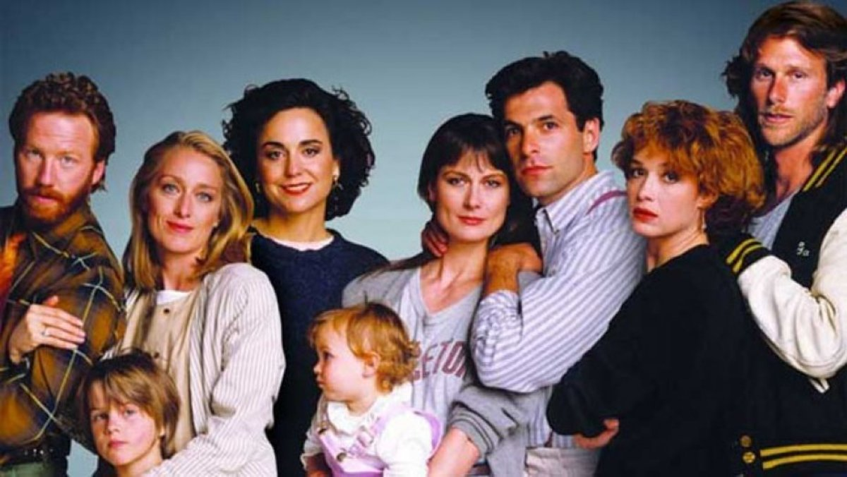 In 1988, Thirtysomething (ABC) won an Emmy for Outstanding Drama Series.