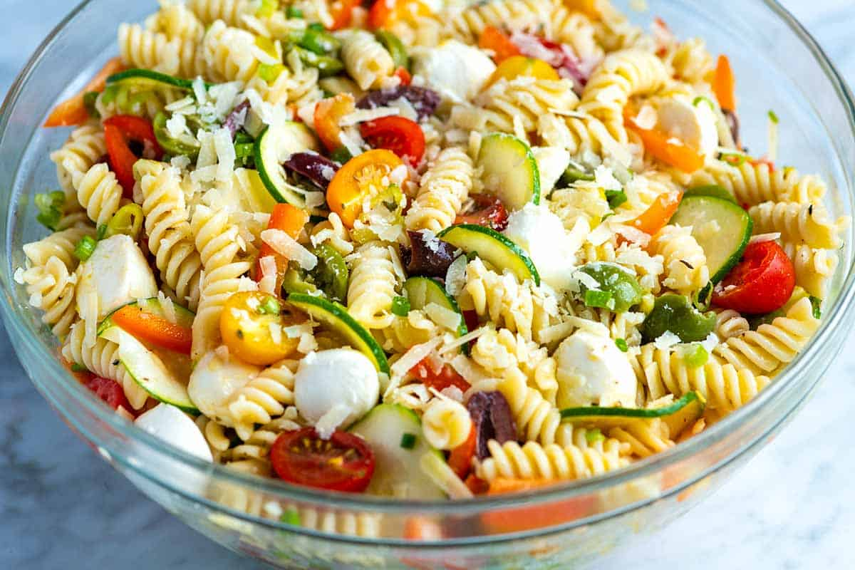 In 1988, pasta salad was a popular food trend.