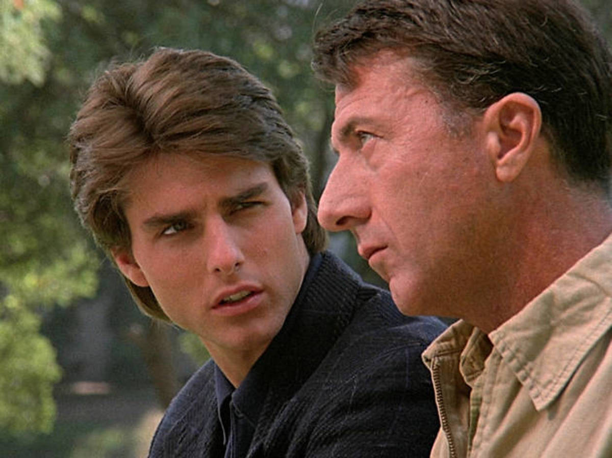 In 1988, Rain Man was the most popular film.