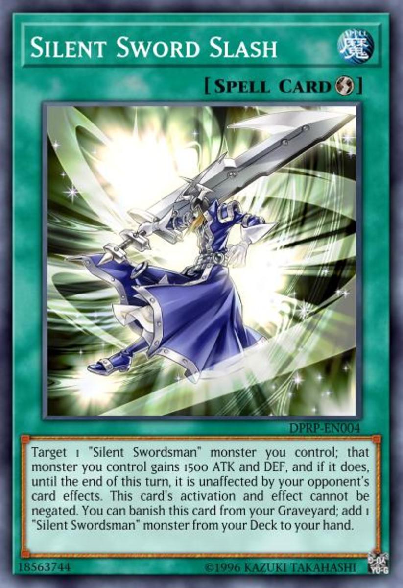 Silent Sword Slash