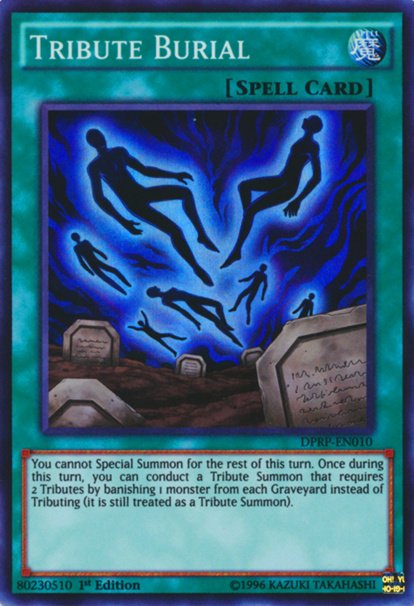 Top 10 Tribute Summon Supports in Yu-Gi-Oh