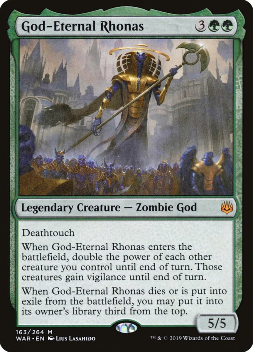 God-Eternal Rhonas mtg