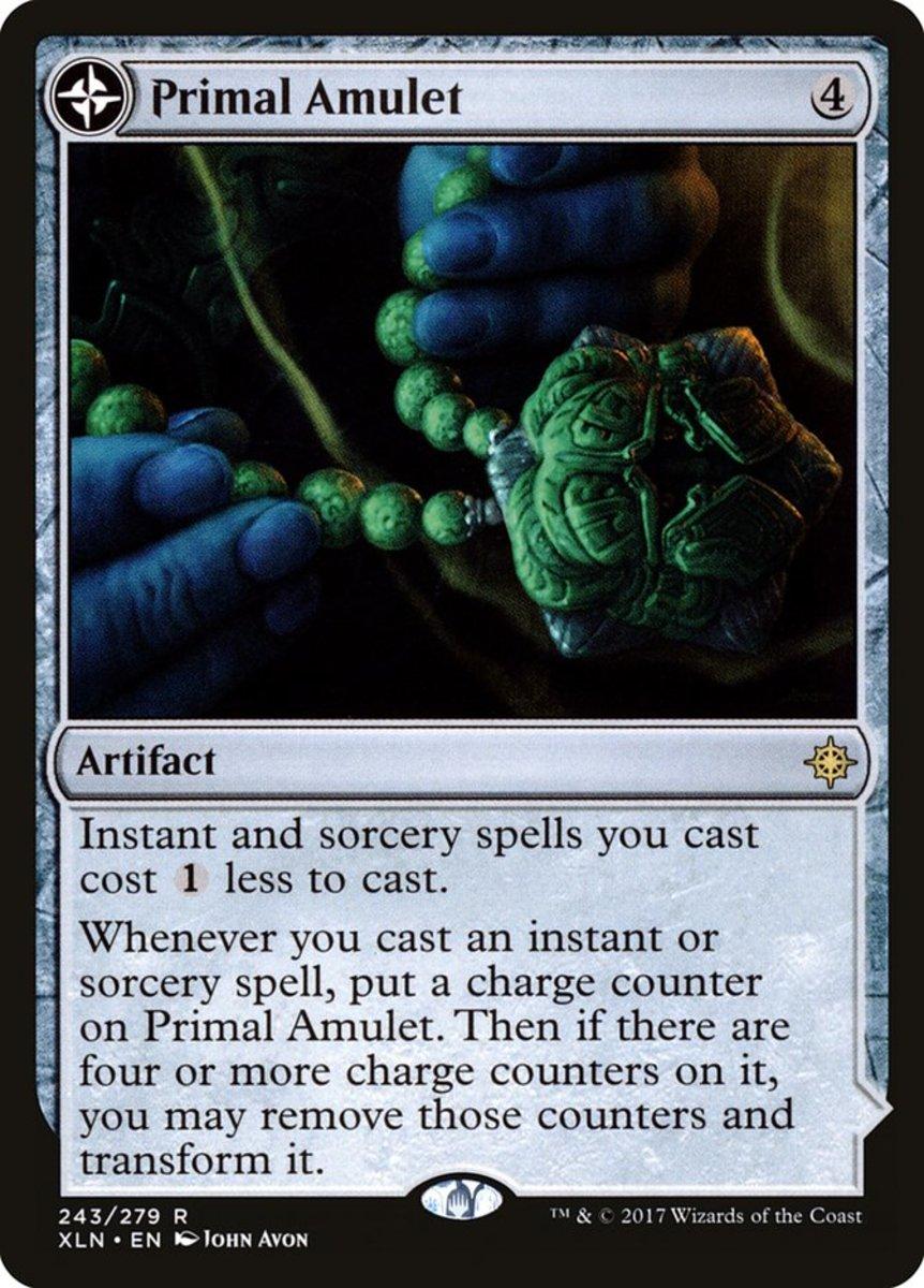 Primal Amulet mtg