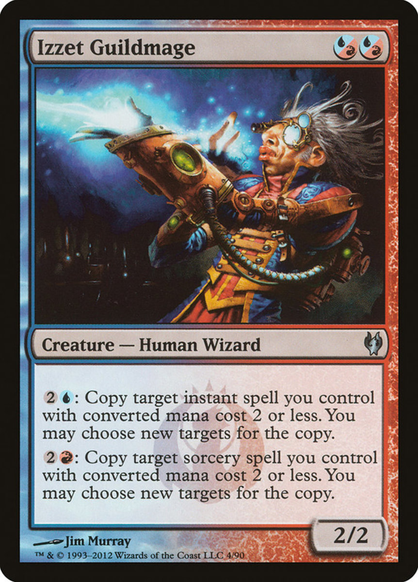 Izzet Guildmage mtg