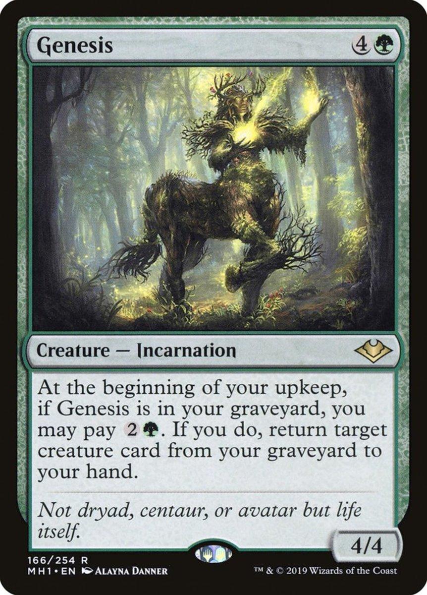 Genesis mtg