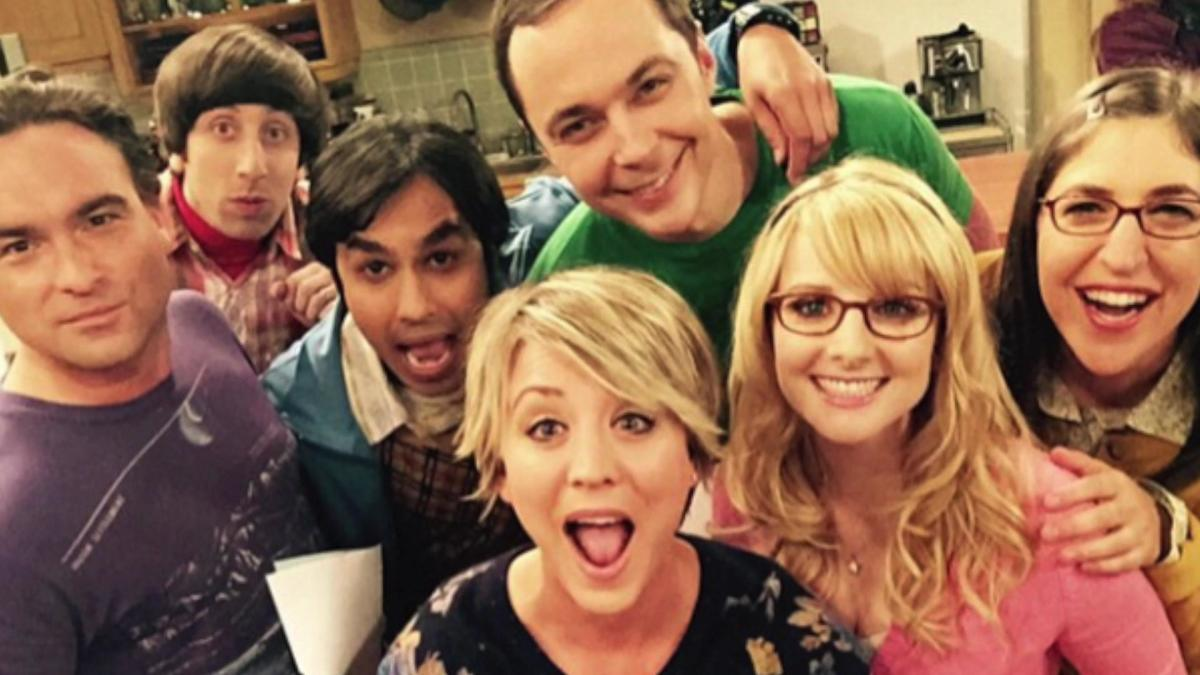 In 2015, The Big Bang Theory was a popular TV show.