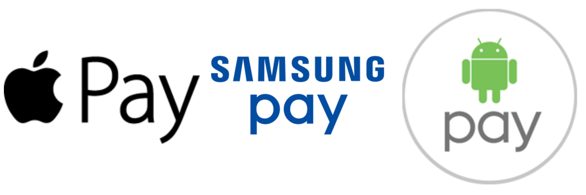 On September 11, 2015, Google launched the Android Pay app for all Android-based smartphones. On September 28, Samsung followed suit and introduced Samsung Pay for all of its smartphones. These two mobile payment methods were preceded by Apple Pay.