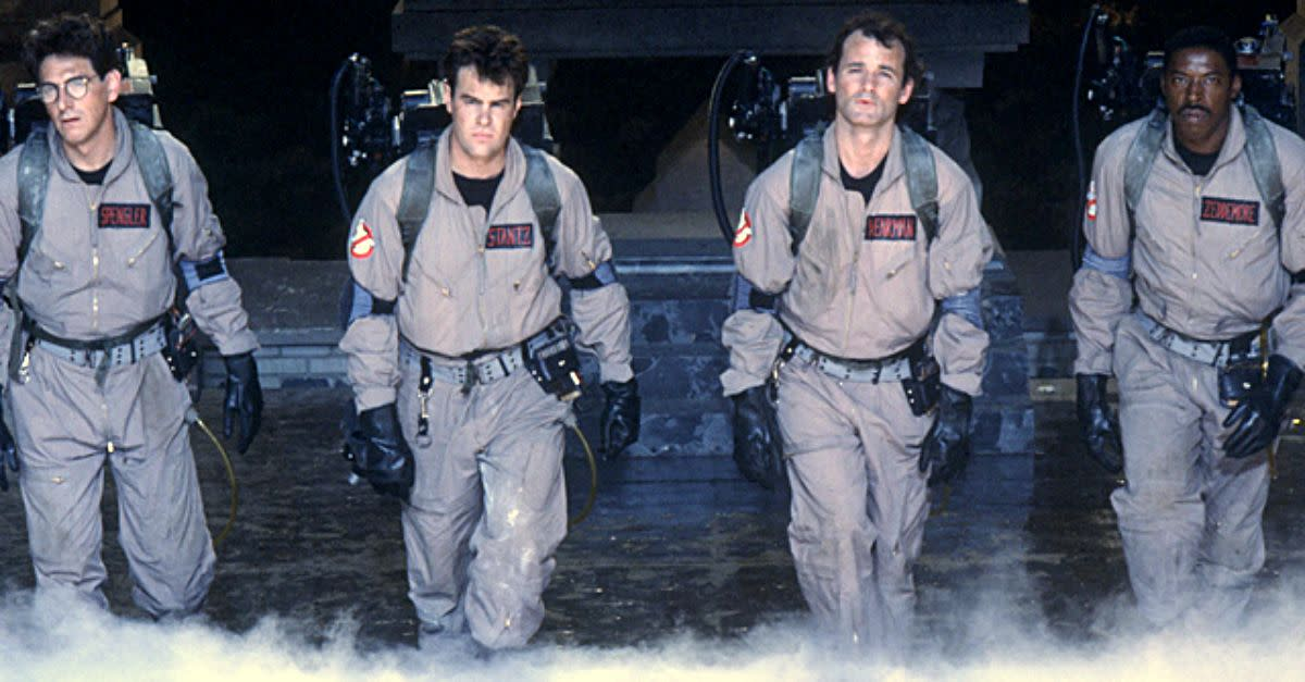 In 2015, Ghostbusters (1984) was entered into the National Film Registry.