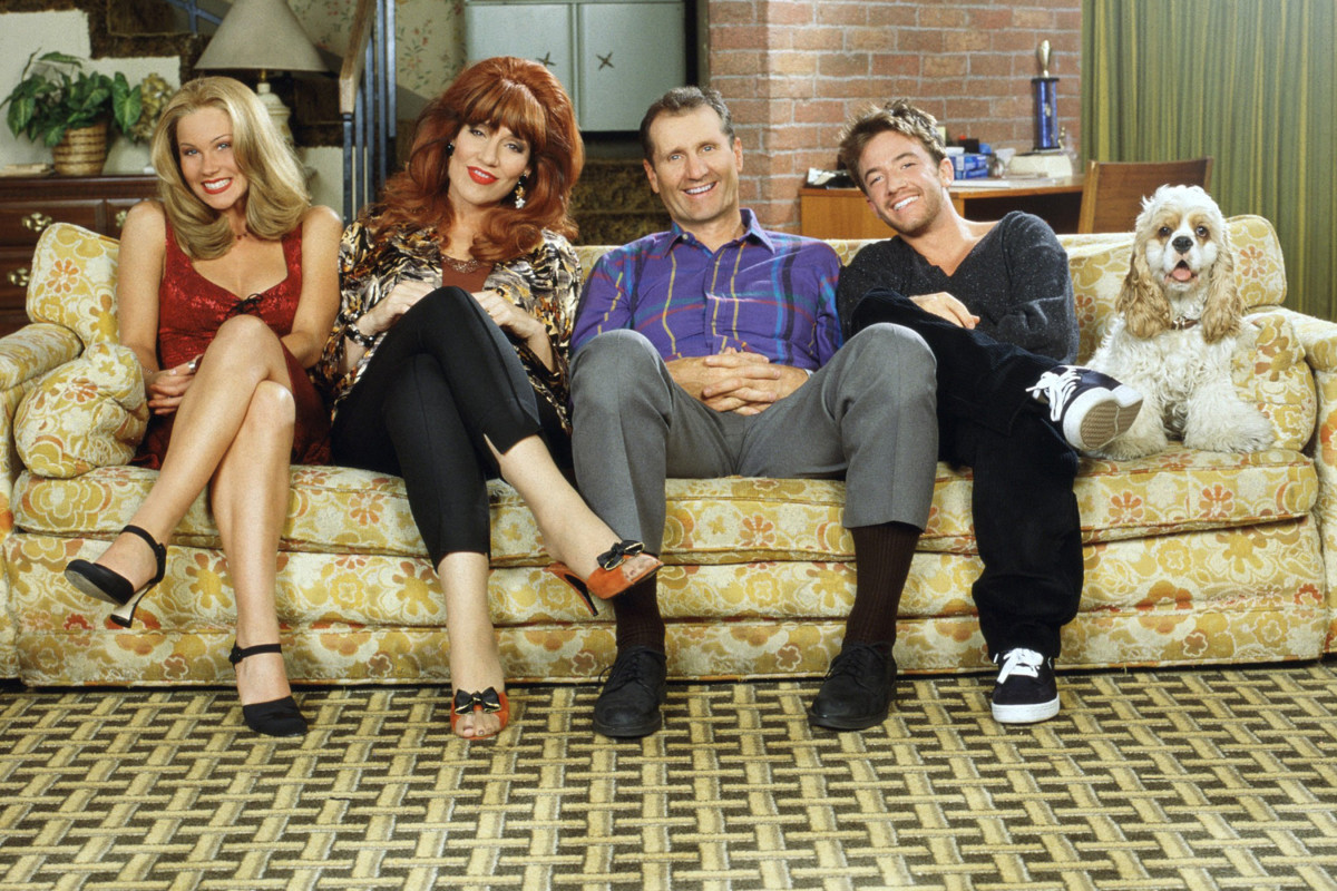 In 1987, the sitcom Married with Children premiered on Fox.