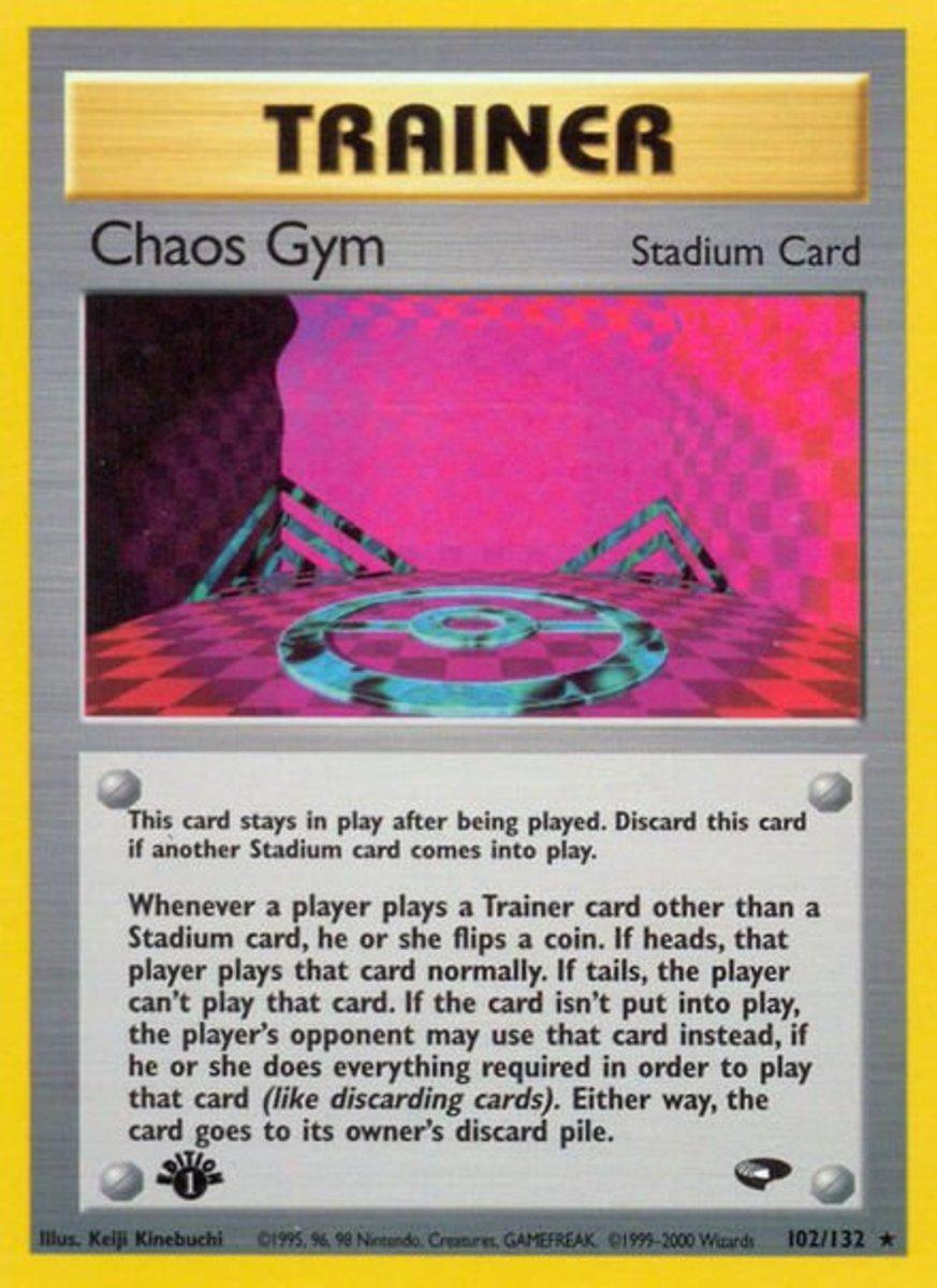 Chaos Gym tcg