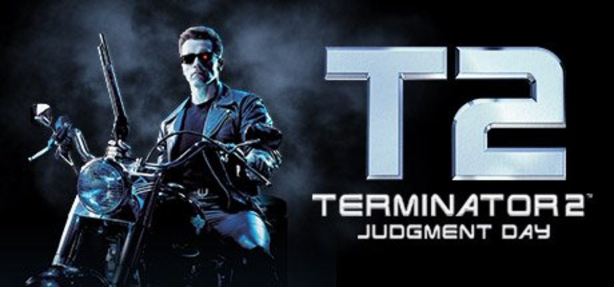 In 1991, Terminator 2: Judgement Day was the highest-grossing film.
