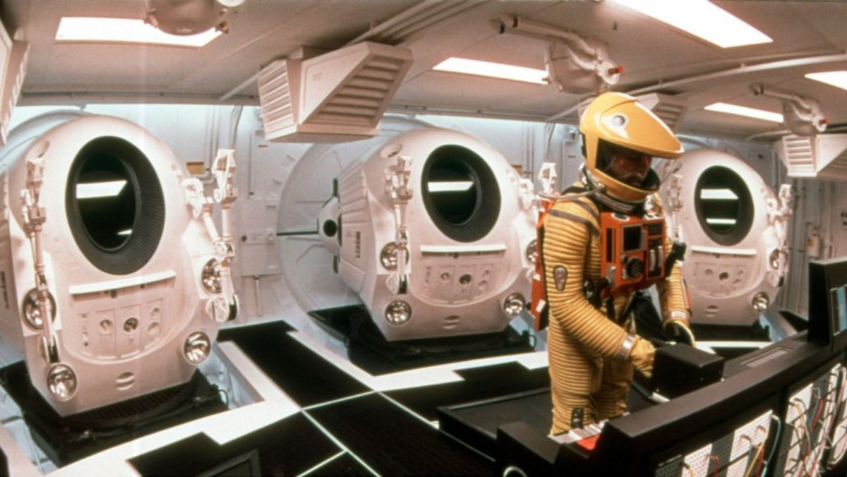 In 1991, 2001: A Space Odyssey (1968) was entered into the National Film Registry.