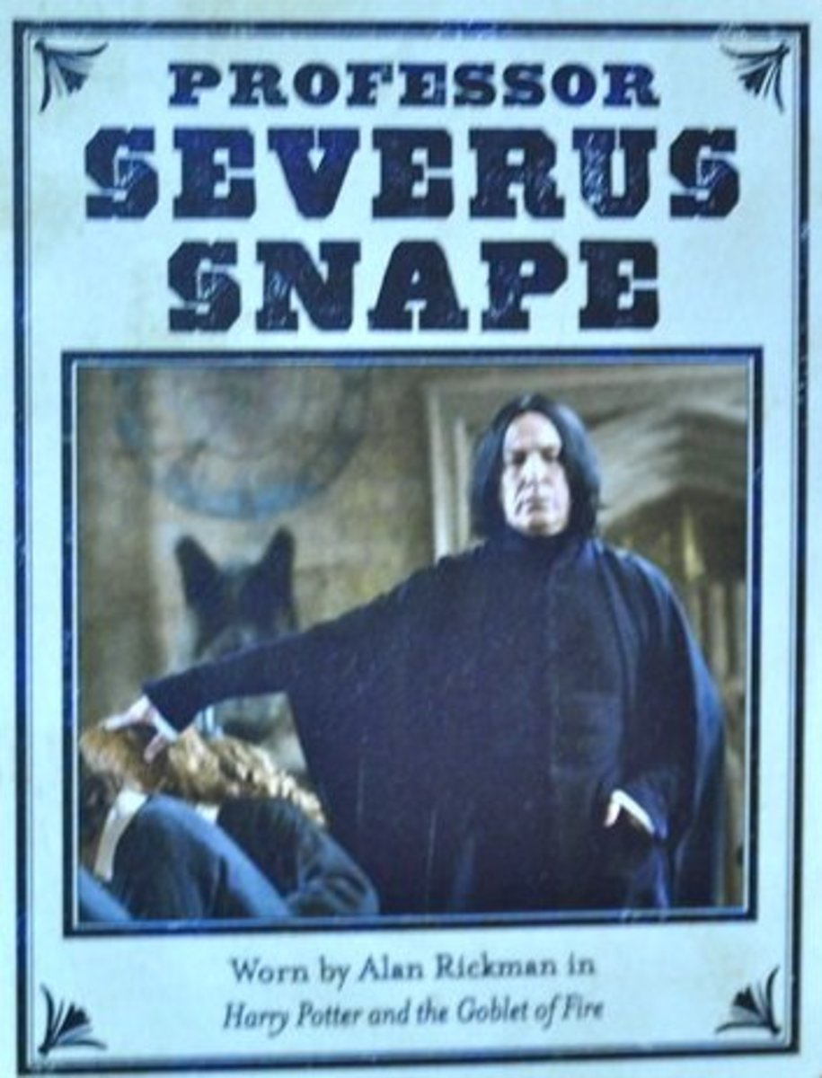 Severus Snape was eventually featured in the Daily Prophet when he was given the position of headmaster at Hogwarts.