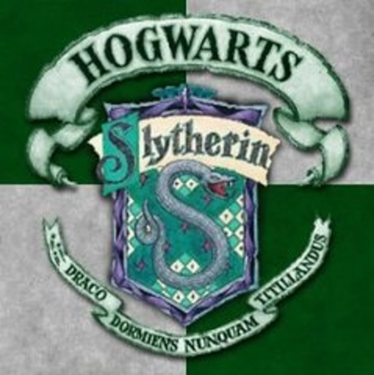 Snape never missed an opportunity to award Slytherin House points.