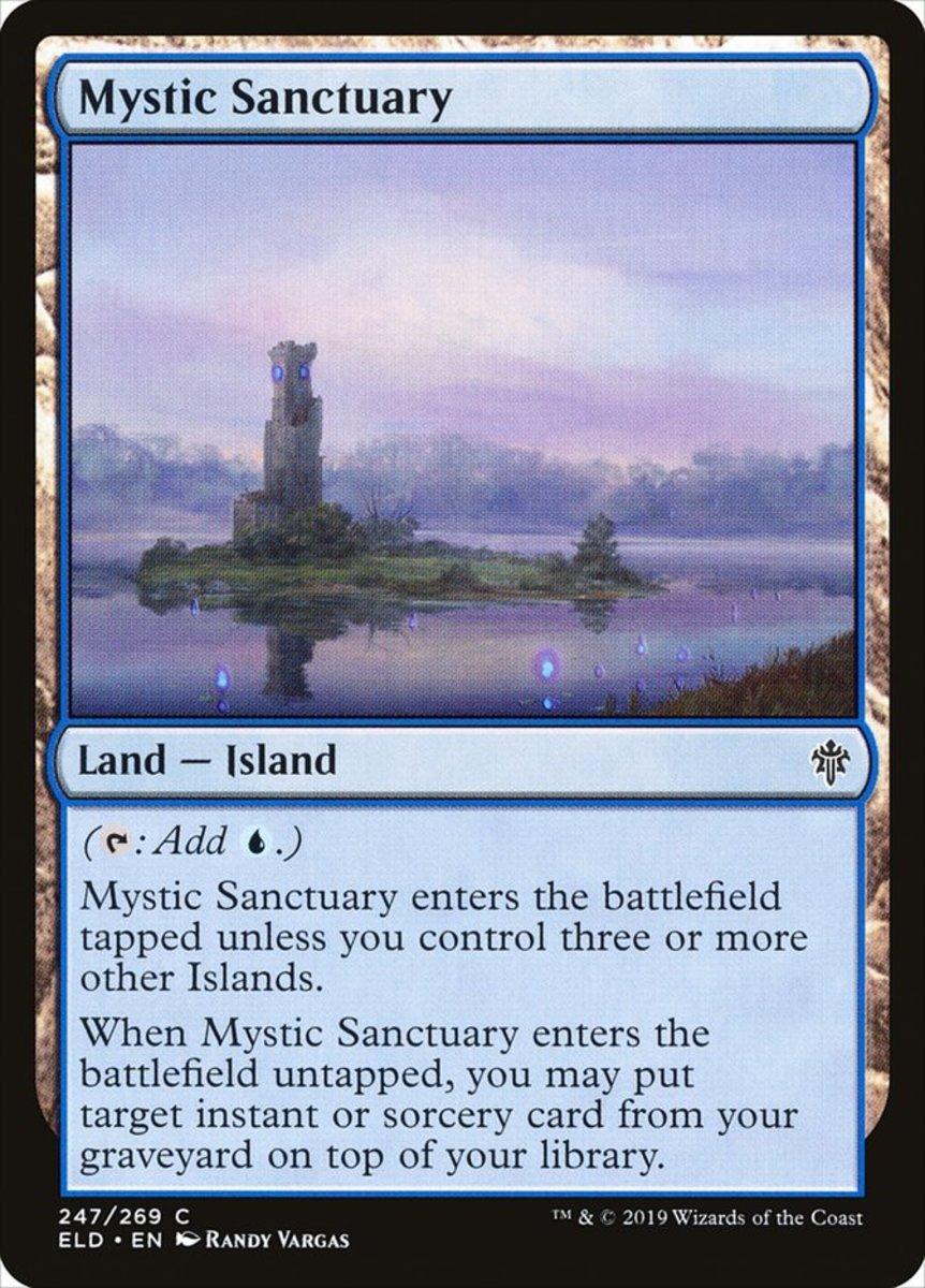 Mystic Sanctuary mtg