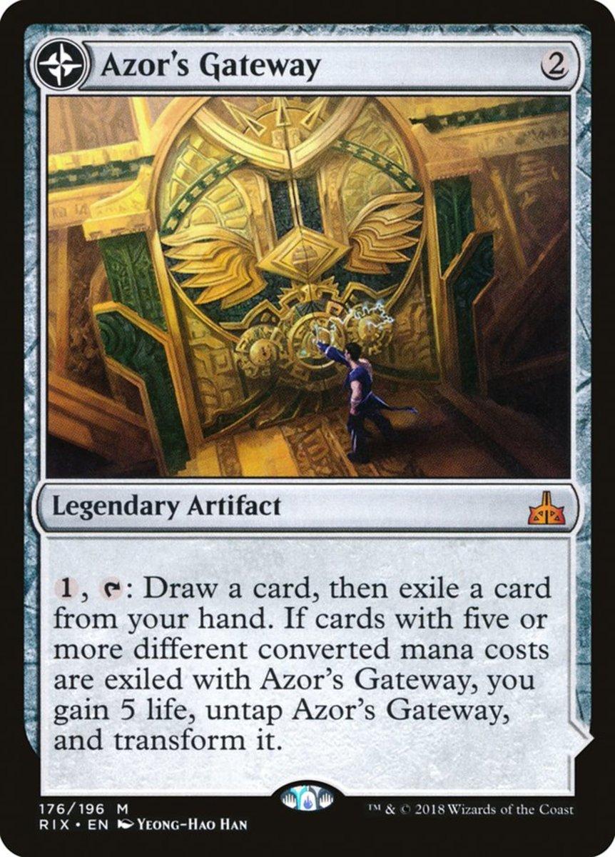 Azor's Gateway mtg