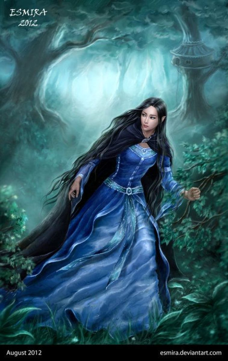 Middle-earth Profiles: Luthien