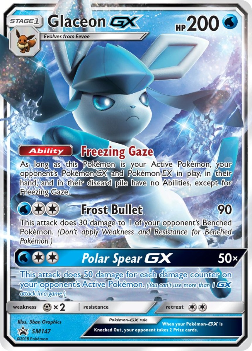 Glaceon-GX