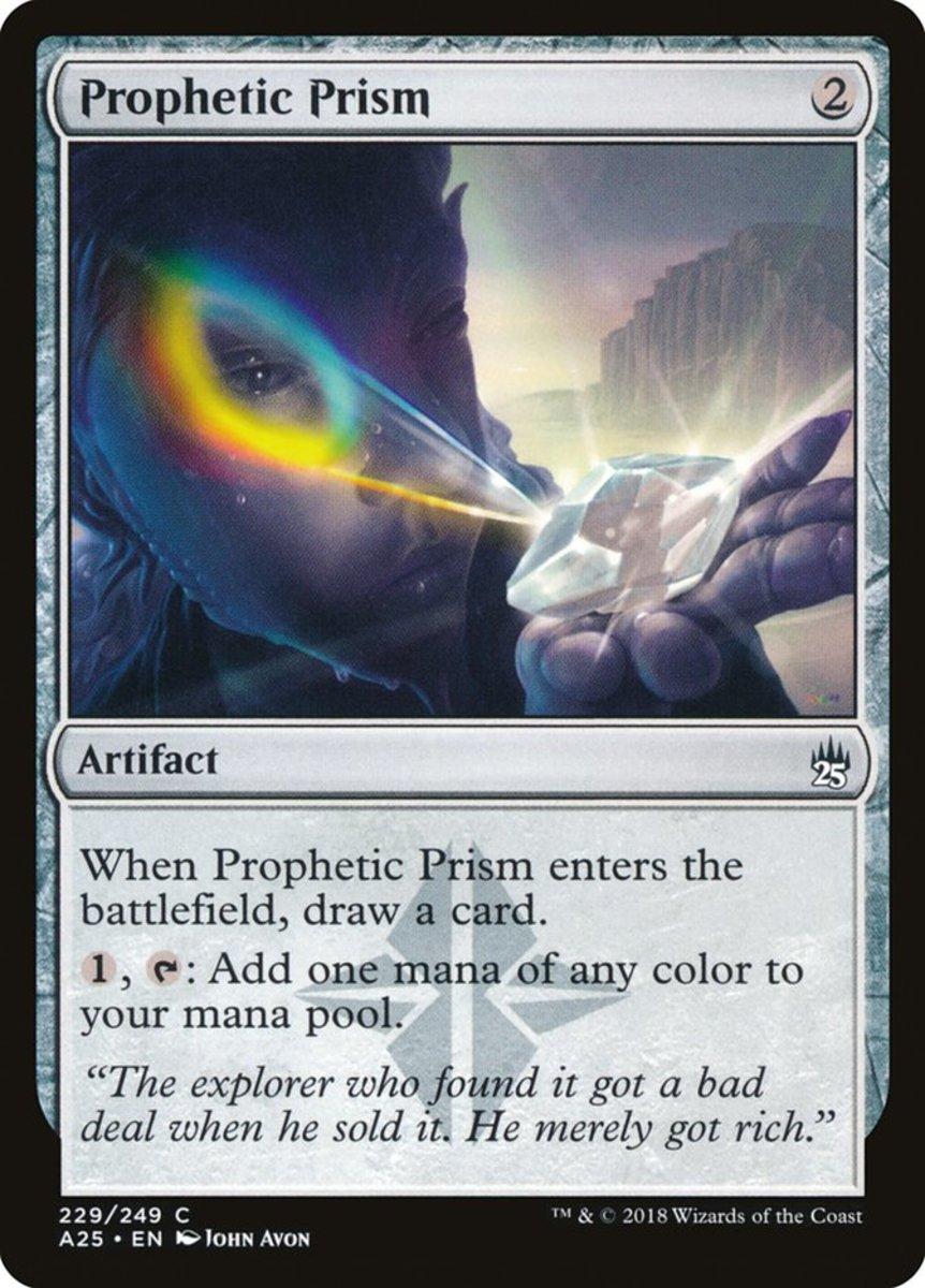 Prophetic Prism mtg
