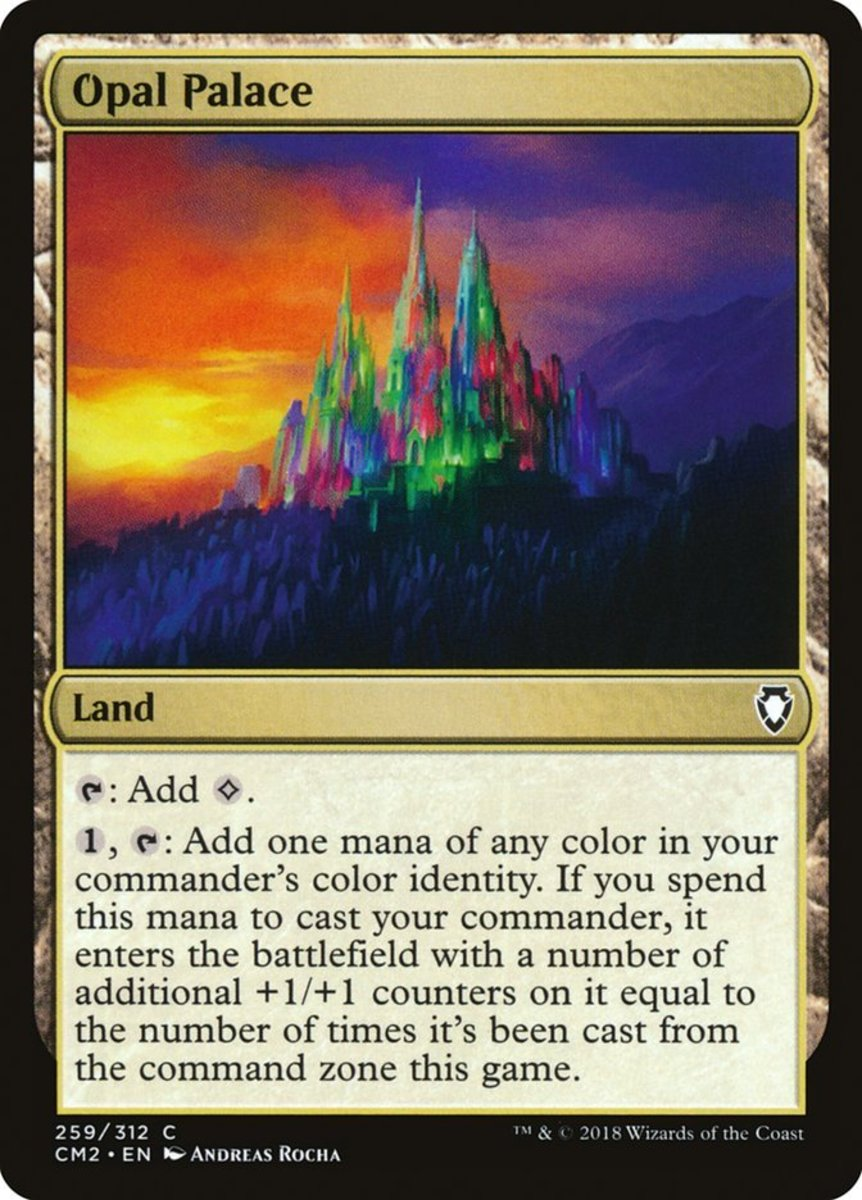 Top 10 Mana-Fixing Cards in Magic: The Gathering