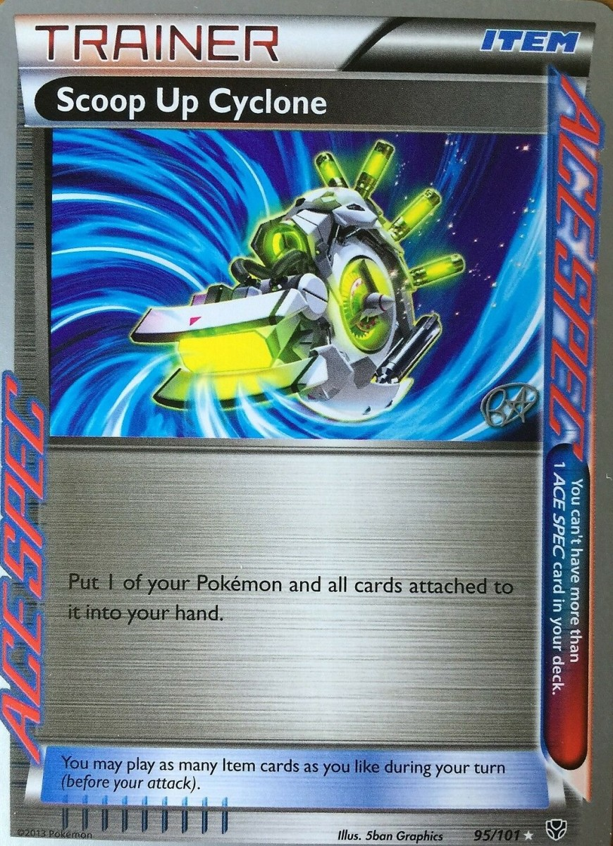 Scoop Up Cyclone tcg