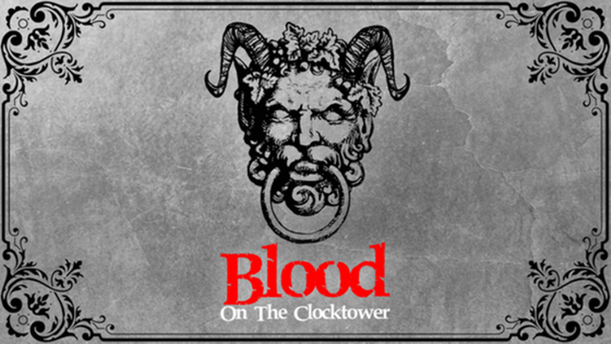 Blood on the Clocktower game