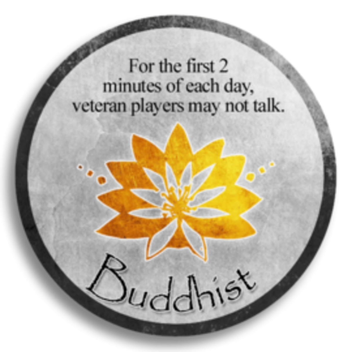 The Buddhist fabled