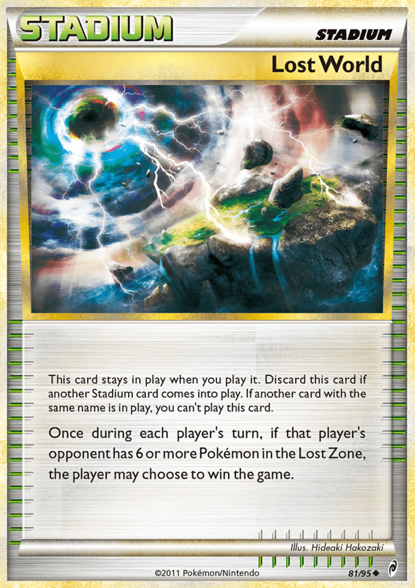 Lost World tcg