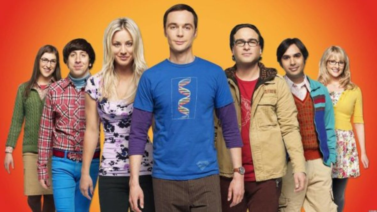In 2014, Jim Parsons (The Big Bang Theory) won an Emmy for Outstanding Lead Actor in a Comedy Series.