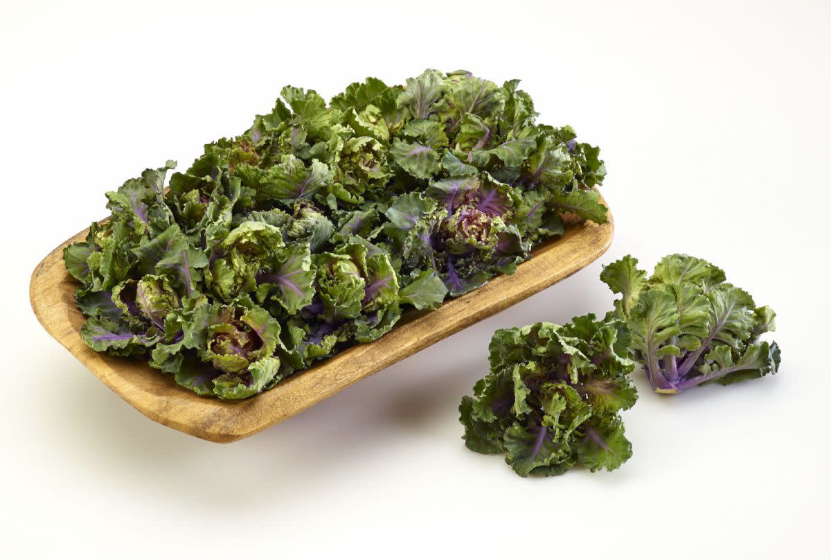 In 2014, kalettes—a cross between kale and Brussels sprouts—were all the rage.