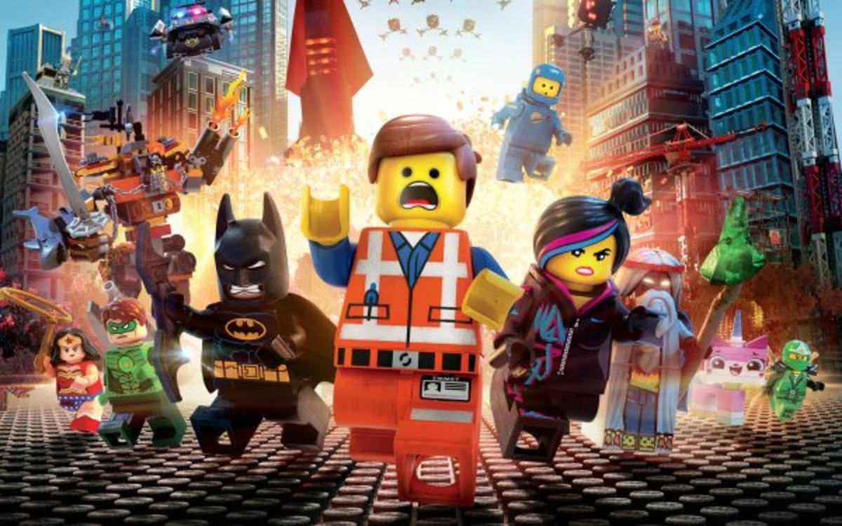 In 2014, The LEGO Movie was one of the highest-grossing films.
