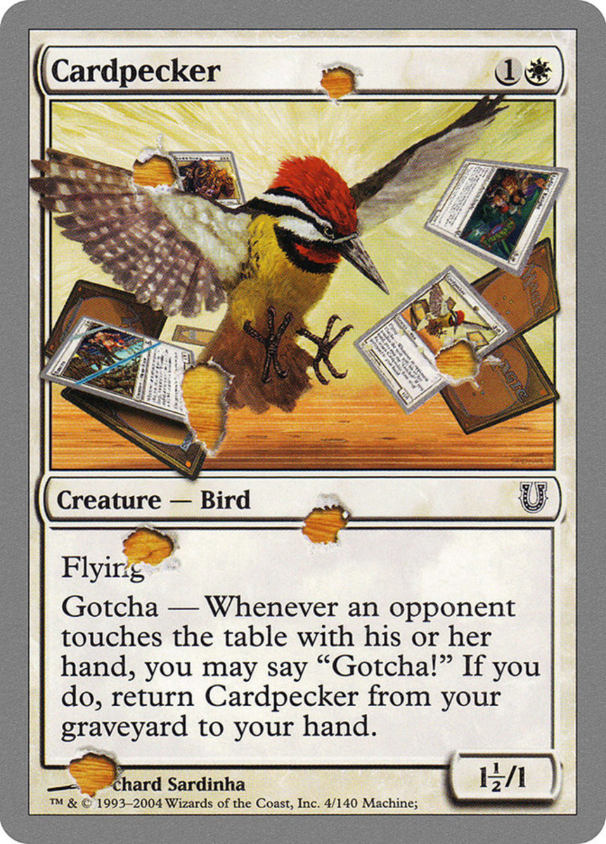 """Top 10 """"Gotcha"""" Cards in Magic: The Gathering"""
