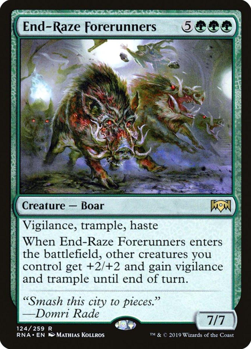 End-Raze Forerunners mtg