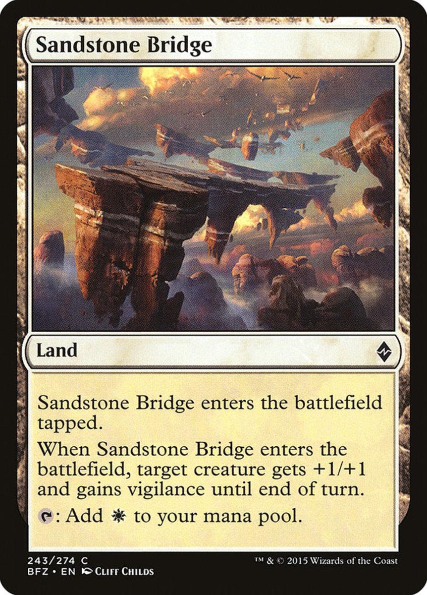 Sandstone Bridge mtg