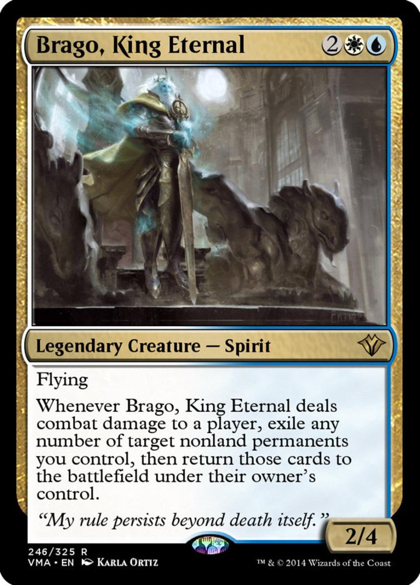 Brago, King Eternal mtg