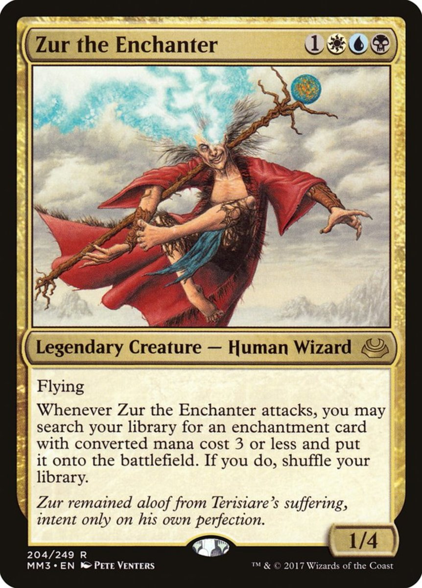 Zur the Enchanter mtg