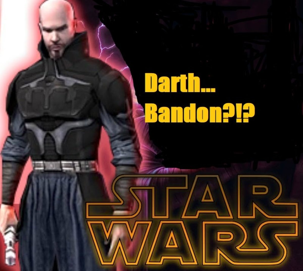Top 10 Unintentionally Hilarious Sith Names in Star Wars